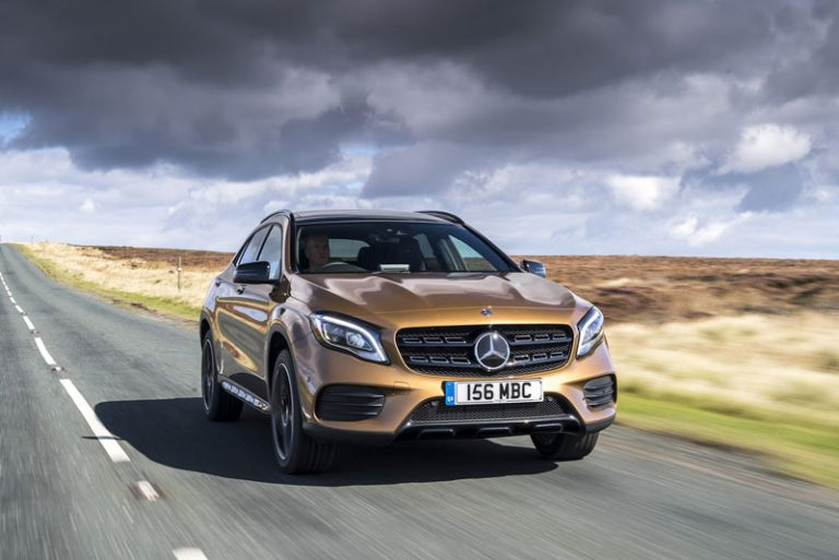 lease a mercedes benz gla