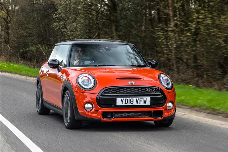 Just Drive Mini Hatch