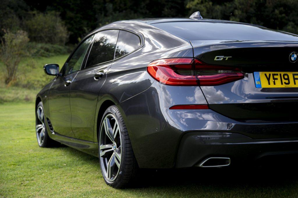 BMW 6 Series Gran Turismo Diesel Hatchback rear