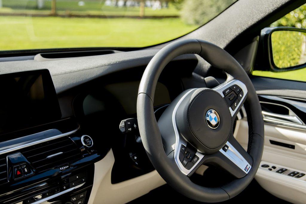 BMW 6 Series Gran Turismo Diesel Hatchback interior